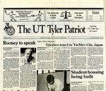 The UT Tyler Patriot Vol. 20 no. 1 (1992) by Archives Account