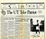 The UT Tyler Patriot Vol. 20 no. 3 (1992) by Archives Account
