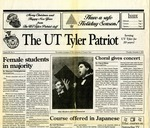 The UT Tyler Patriot Vol. 20 no. 6 (1992)