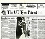 The UT Tyler Patriot Vol. 20 no. 7 (1993) by Archives Account