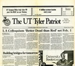 The UT Tyler Patriot Vol. 20 no. 8 (1993)