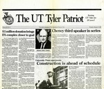 The UT Tyler Patriot Vol. 20 no. 9 (1993) by Archives Account